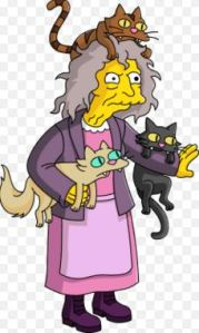 Crazy Cat Lady.