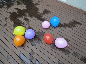 Musical Balloons