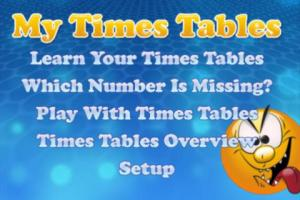 My Times Tables.