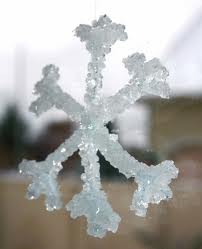 Next time I want to try and make this shaped snowflake and make gorgeous Christmas Decorations!!!